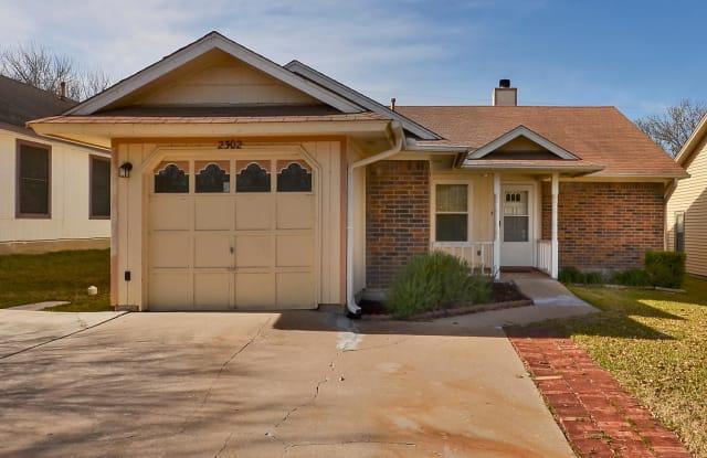 2302 Stirrup Drive - 2302 Stirrup Drive, Round Rock, TX 78681