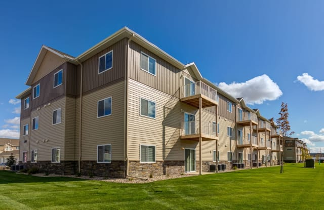 Eagles Landing Apartments - 206 32nd St E #115, Williston, ND 58801