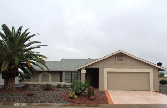 13535 W GEMSTONE Drive - 13535 West Gemstone Drive, Sun City West, AZ 85375