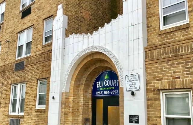 Eli Court - 1418 Conlyn Street, Philadelphia, PA 19141