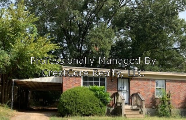 2070 Willow Wood Ave - 2070 Willow Wood Avenue, Memphis, TN 38127