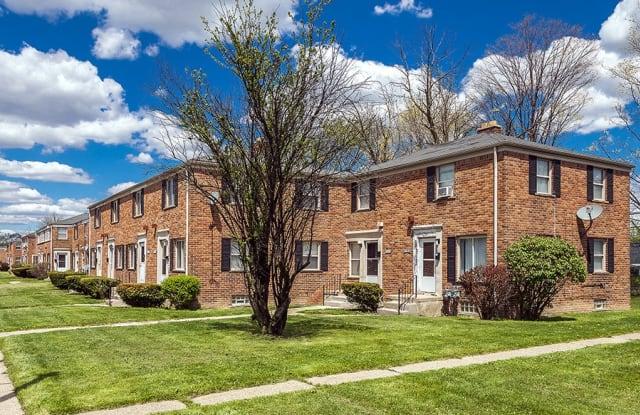 Cornerstone Apartments - 18450 W Chicago St, Detroit, MI 48228