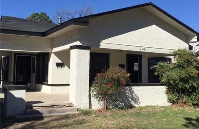726 Peach Street - 726 Peach Street, Abilene, TX 79602