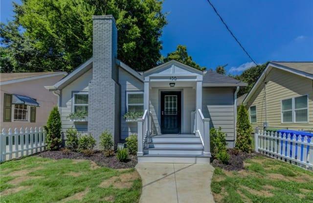 456 Griffin Street NW - 456 Griffin Street Northwest, Atlanta, GA 30318