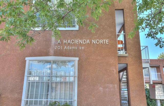Hacienda Norte Apartments - 201 Adams Street Southeast, Albuquerque, NM 87108