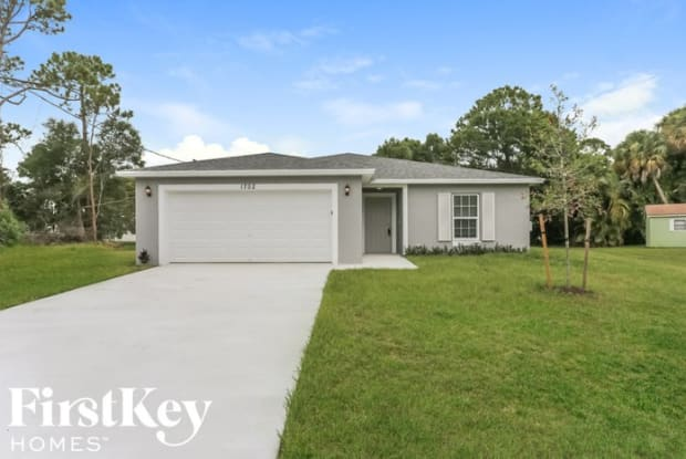 1702 SW Glade St - 1702 Southwest Glade Street, Port St. Lucie, FL 34953