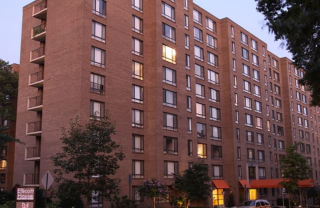 Ellicott House Apartments - 4849 Connecticut Ave NW, Washington, DC 20008