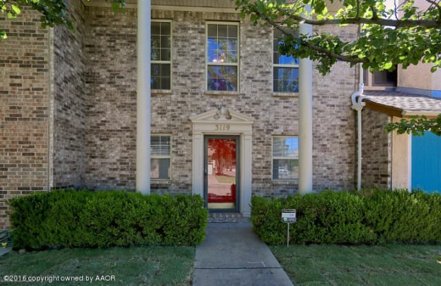 3119 JANET DR - 3119 Janet Drive, Amarillo, TX 79109
