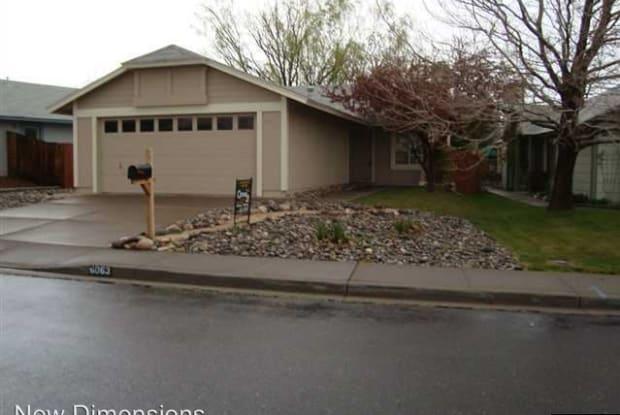 6063 Walnut Creek Road - 6063 Walnut Creek Road, Reno, NV 89523