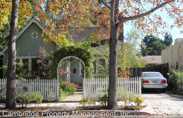 406 Central Ave - 406 Central Avenue, Menlo Park, CA 94025