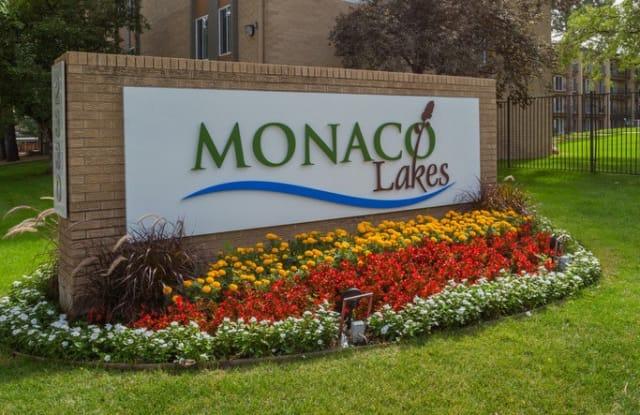 Monaco Lakes - 6165 E Iliff Ave, Denver, CO 80222