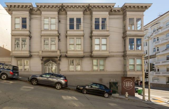 1395 Union Street - 1395 Union St, San Francisco, CA 94109