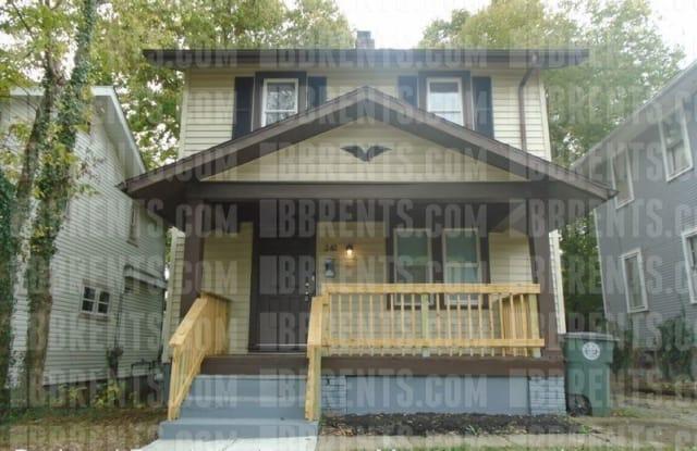 242 East Maplewood Avenue - 242 East Maplewood Avenue, Dayton, OH 45405