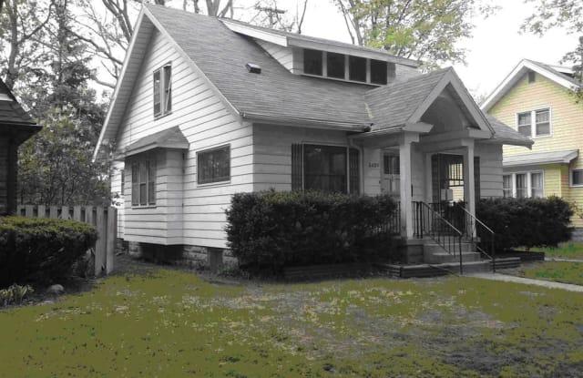 2439 Thomas St - 2439 Thomas Street, Flint, MI 48504