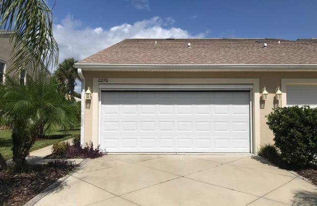 2270 Hawks Cove Circle - 2270 Hawks Cove Circle, New Smyrna Beach, FL 32168