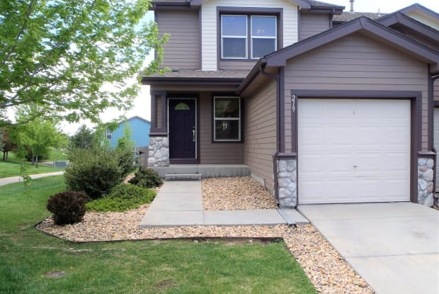 219 Montgomery Dr. - 219 Montgomery Drive, Erie, CO 80516