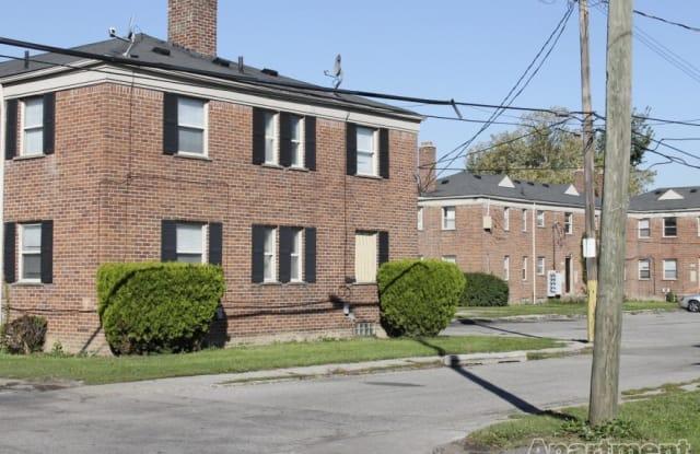 9535 PENROD APT - 102 - 9535 Penrod Street, Detroit, MI 48228