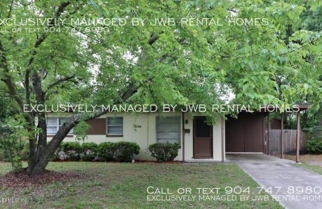 2219 MONTEAU DR - 2219 Monteau Drive, Jacksonville, FL 32210