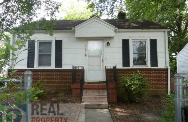 1703 Grove Street - 1703 Grove Street, Greensboro, NC 27403