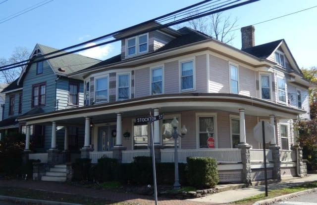 255 STOCKTON STREET - 255 Stockton Street, Hightstown, NJ 08520