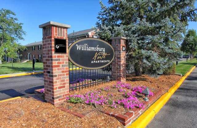 Williamsburg North Apartments - 4430 Brookline Ct, Indianapolis, IN 46220