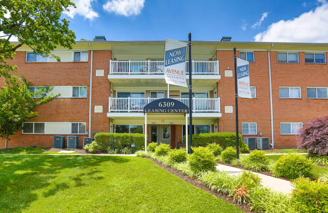Avenue Apartments - 6311 Pennsylvania Ave, Forestville, MD 20747