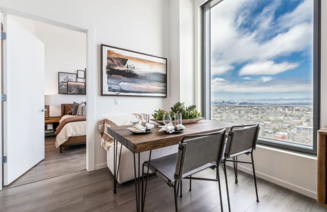 The Skylyne at Temescal - 3883 Turquoise Way, Oakland, CA 94609