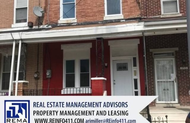 895 N 48th Street - 895 North 48th Street, Philadelphia, PA 19139