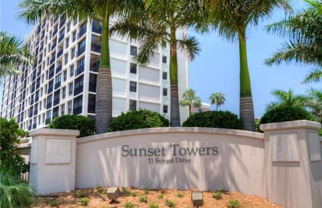 11 SUNSET DRIVE - 11 Sunset Drive, Sarasota, FL 34236