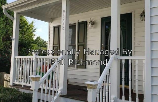 9828 Pemberton Creek Dr - 9828 Pemberton Creek Drive, Innsbrook, VA 23233