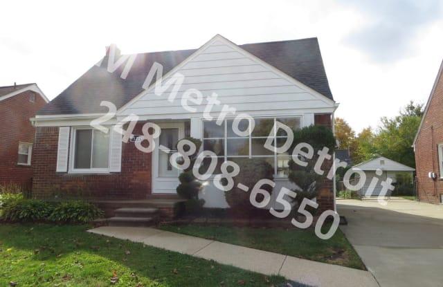 15729 Aster Ave - 15729 Aster Avenue, Allen Park, MI 48101
