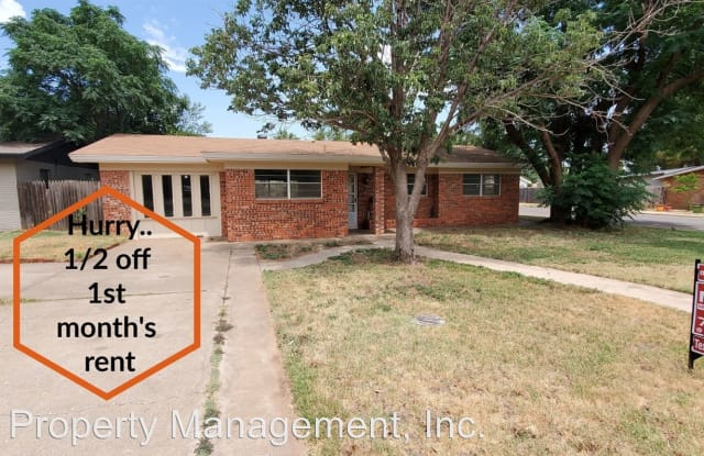 4902 43rd St. - 4902 43rd Street, Lubbock, TX 79414