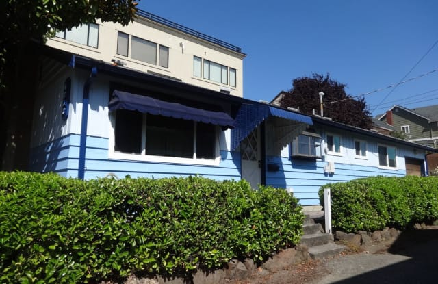 4712 33rd Ave NE - 4712 33rd Avenue Northeast, Seattle, WA 98105