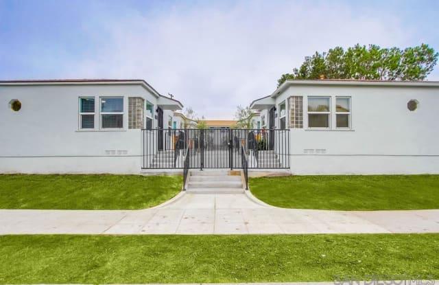 4070 30th STREET - 4070 30th Street, San Diego, CA 92104