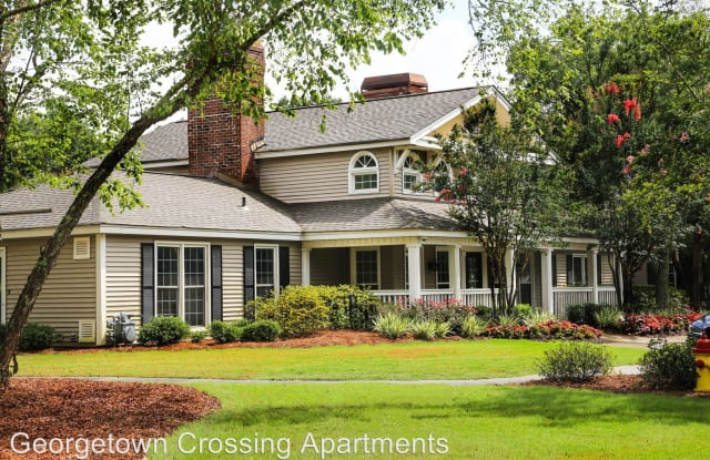 Georgetown Crossing Apartment Homes - 1015 King George Blvd, Georgetown, GA 31419