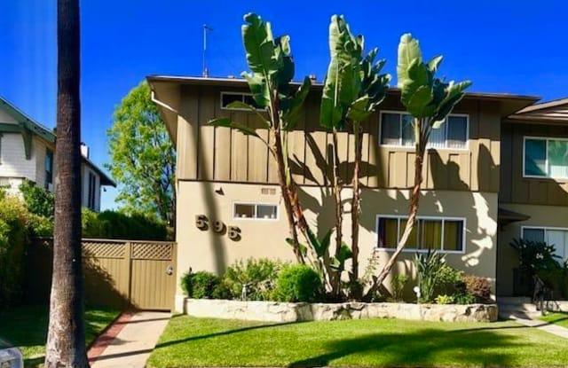 595 N Los Robles Avenue - 595 N Los Robles Ave, Pasadena, CA 91101