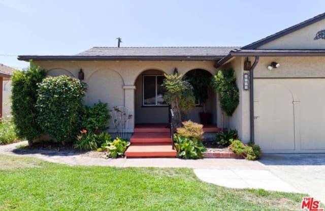 5703 STEVER Court - 5703 Stever Court, Culver City, CA 90230