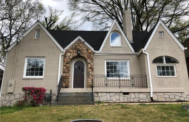 1691 Stokes Avenue SW - 1691 Stokes Avenue Southwest, Atlanta, GA 30310