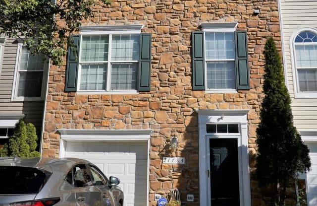 21784 GOOSE CROSS TERRACE - 21784 Goose Cross Terrace, Ashburn, VA 20147