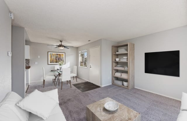 Liberty Creek Apartment Homes - 13100 E Kansas Dr, Aurora, CO 80012