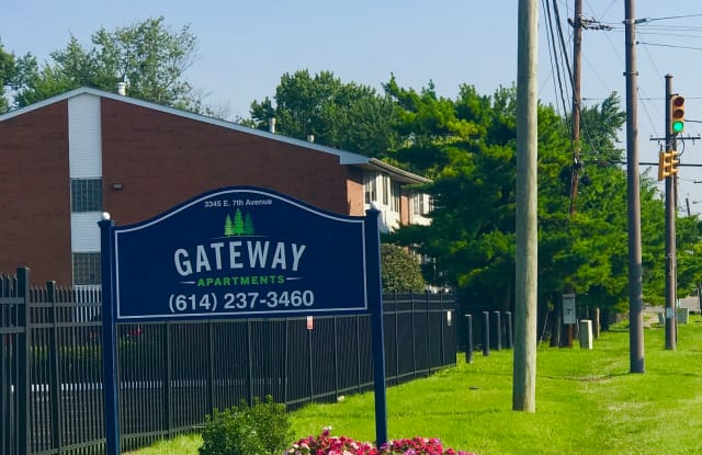 Gateway Apartment Homes - 3345 E 7th Ave, Columbus, OH 43219