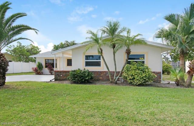 339 Carmine Drive - 339 Carmine Drive, Cocoa Beach, FL 32931