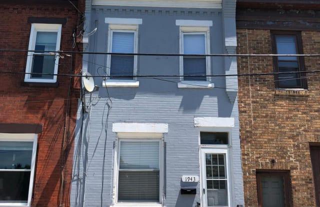 1943 N UBER STREET - 1943 North Uber Street, Philadelphia, PA 19121
