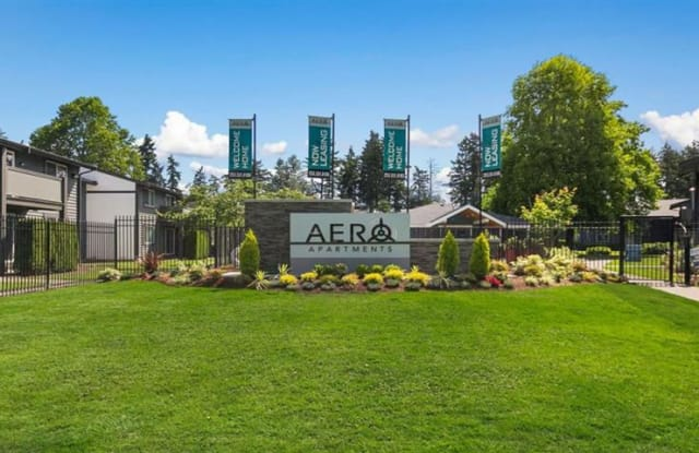 Aero - 9314 S Ash St, Tacoma, WA 98444
