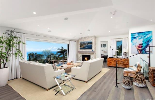 1797 Temple Hills Drive - 1797 Temple Hills Drive, Laguna Beach, CA 92651