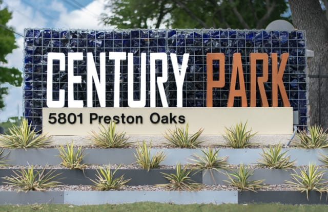 Century Park - 5801 Preston Oaks Rd, Dallas, TX 75254