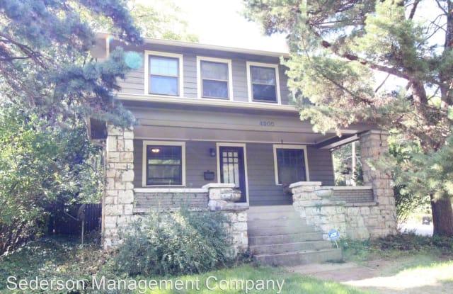 4900 HOLLY STREET - 4900 Holly Street, Kansas City, MO 64112