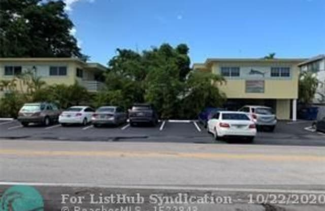 1525 SE 15th St - 1525 Southeast 15th Street, Fort Lauderdale, FL 33316