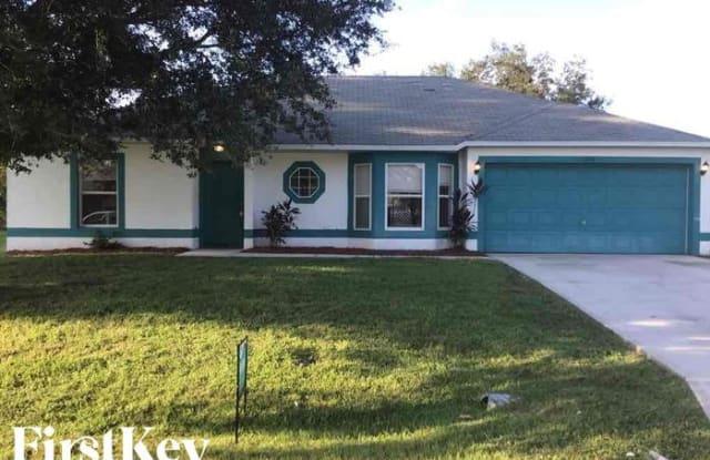 1259 Giralda Circle Northwest - 1259 Giralda Circle Northwest, Palm Bay, FL 32907