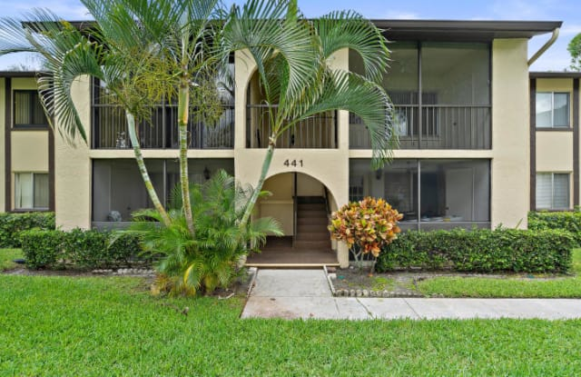 441 Pine Glen Lane - 441 Pine Glen Lane, Greenacres, FL 33463